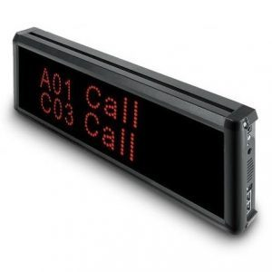 B-900 Display Receiver for Hospitals & Retirement Homes