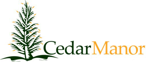 cedar manor logo